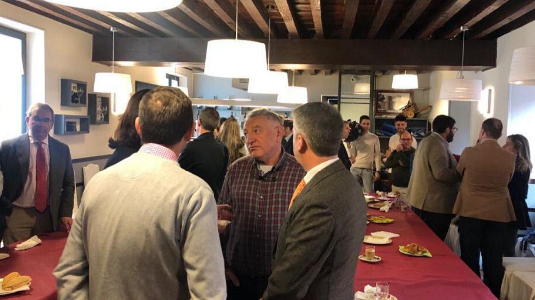 Por Ávila incide en la oposición responsable y el nuevo aire que se ha introducido en la política local y provincial