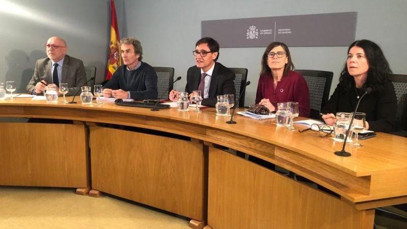 """Illa asegura que Madrid, Vitoria y la localidad de Labastida """"son zonas con transmisión comunitaria significativa"""""""