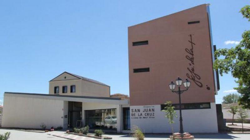 El Espacio Cultural 'San Juan de la Cruz' de Fontiveros, cedido durante la emergencia del COVID-19