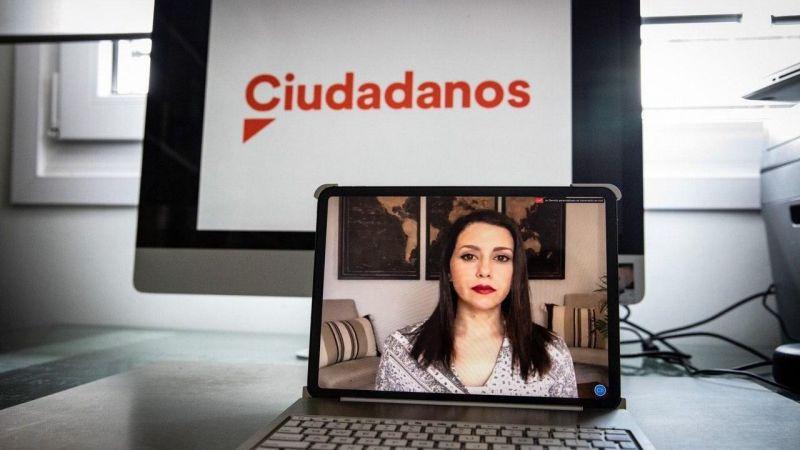 Arrimadas envía a Sánchez un documento para concretar los Pactos de la Reconstrucción: