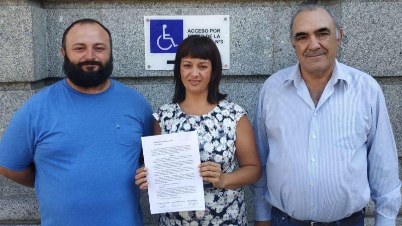 Ciudadanos propone una reducción de los impuestos y tasas municipales en Palacios de Goda