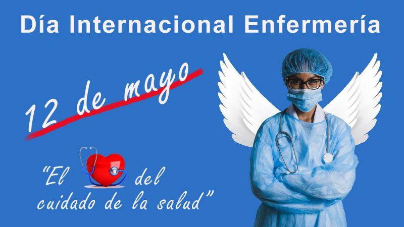 Ávila celebra el Día Internacional de la Enfermería sumida en la lucha contra la pandemia