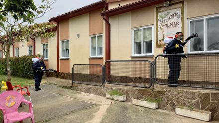 Solana de Rioalmar y su residencia de mayores superan aquellos primeros momentos críticos de la pandemia