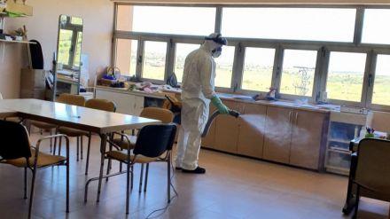 La Diputación de Ávila continúa con las higienizaciones en la provincia