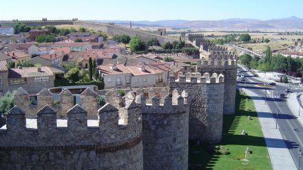 La muralla de Ávila reabre sus puertas ofreciendo el acceso gratuito a todos los visitantes
