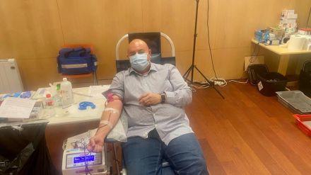 Ciudadanos Ávila anima a los abulenses a donar sangre para salvar vidas