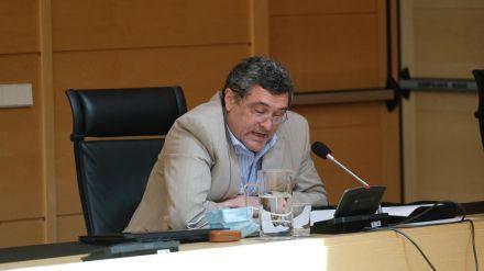 Por Ávila se interesará en las Cortes sobre el reparto de fondos para la reconstrucción