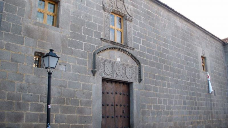 Ya está abierto de nuevo el palacio de los Verdugo para visitas turísticas