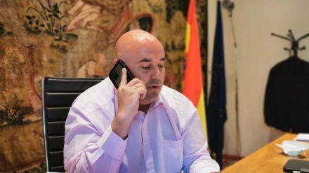 Carlos López (Cs): 'Los empleados municipales son el principal activo de nuestro Ayuntamiento'