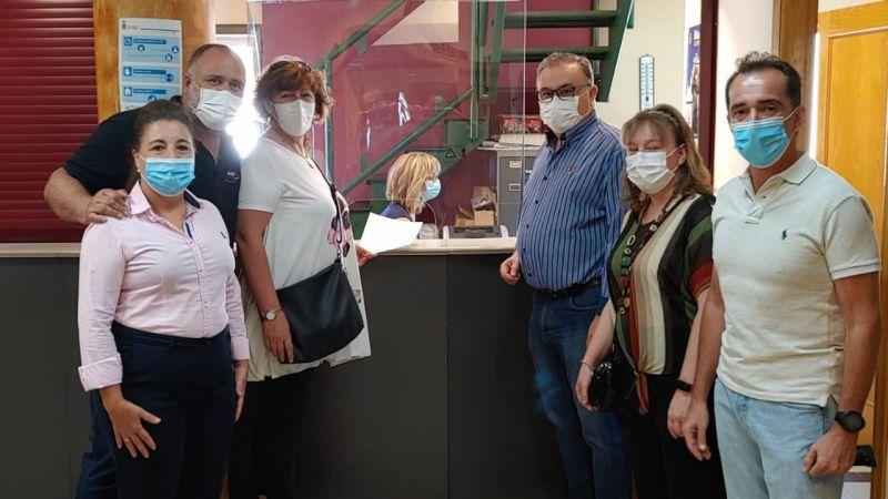 Ciudadanos y PP registran una moción de censura en el Ayuntamiento de El Tiemblo