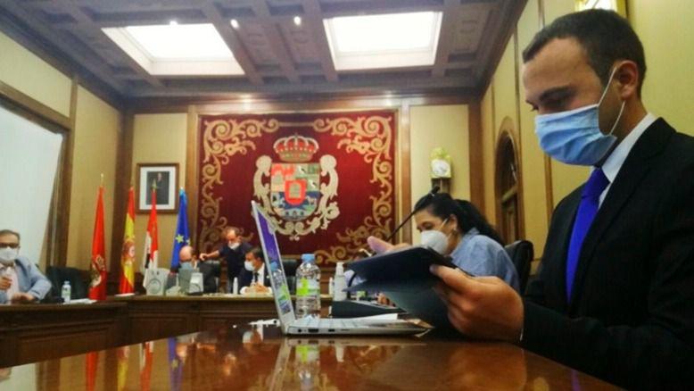 La Diputación pedirá a la Junta que se repartan los fondos del Pacto de Recuperación conforme a la incidencia de la Covid19