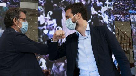 'Las elecciones gallegas siempre auguran buenos tiempos para los populares'