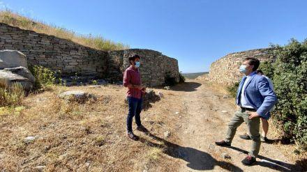 Vuelven las visitas guiadas gratuitas a lugares arqueológicos abulenses