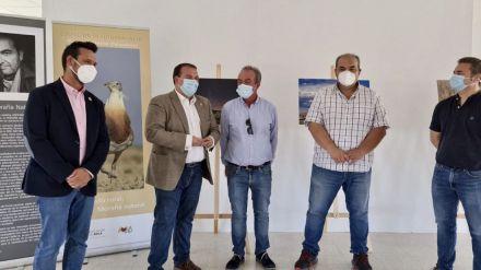Papatrigo, primera parada de la exposición fotográfica 'La Moraña rural, Moraña natural'