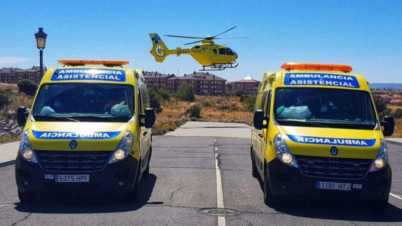 Por Ávila insta a la Junta a dotar de un helipuerto al Hospital de Ávila