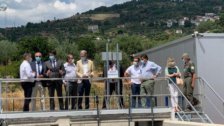 Se ponen en funcionamiento tres nuevas depuradoras en el Valle del Tiétar