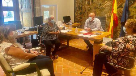 Ciudadanos mantiene un encuentro con la Unión Democrática de Pensionistas (UDP)