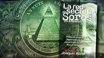 Soros al descubierto en el último libro de Joaquín Abad