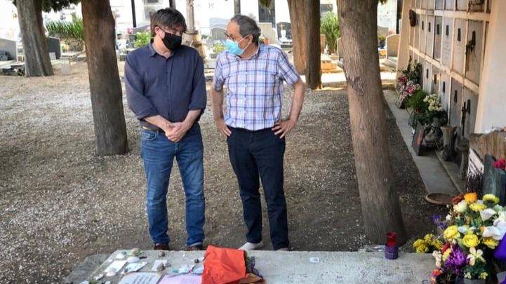 El president de la Generalitat, Quim Torra, inhabilitado