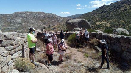 Los recursos arqueológicos abulenses siguen siendo foco de atracción turística