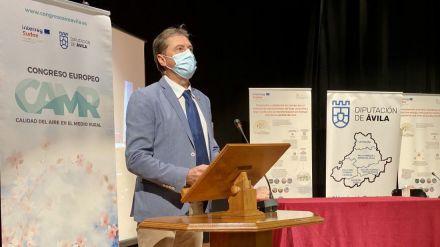Arenas de San Pedro cumple y reúne a los grandes expertos de calidad del aire en el ámbito europeo