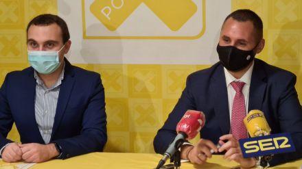Por Ávila pide a los grupos políticos presentar enmiendas a los PGE y rectificar el 'borrador de la vergüenza'
