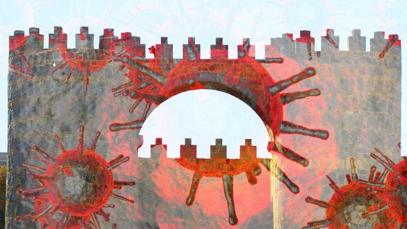 Dos decesos más por Covid-19 en las últimas 24 horas en Ávila