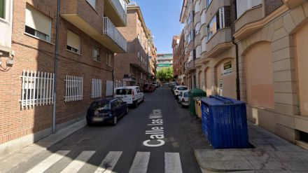 Cortes de tráfico en Ávila: Calle Milicias