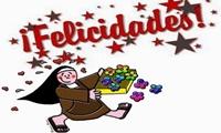 Felicidades a todas las Teresas