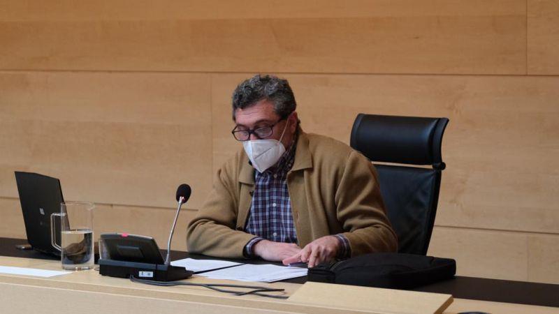 Por Ávila insiste en la importancia de finalizar la autovía A-40 para impulsar los polígonos de la provincia