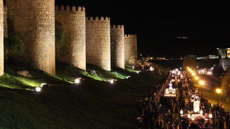 Ávila suspende las procesiones pero no suprime la Semana Santa