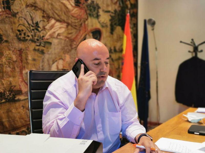 Cs reivindica la mayor parte de las partidas y enmiendas dirigidas a Ávila en los PGC 2021