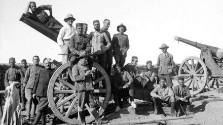 'Melilla 1921, crónicas de guerra'