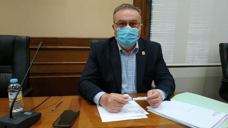 Pedro Cabrero: 'Cs muestra su total apoyo a las medidas sanitarias de la Junta de Castilla y León'