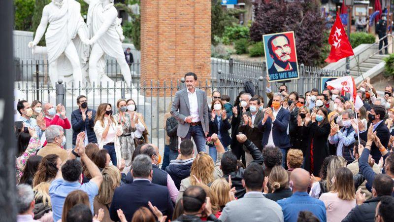 4-M: Ciudadanos como voto útil de la izquierda para frenar de raíz a la ultraderecha en Madrid
