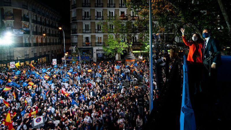 Duele Madrid
