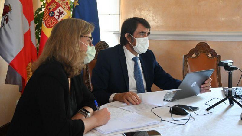 La Junta de Castilla y León reclama al Gobierno central mejor conectividad para el mundo rural