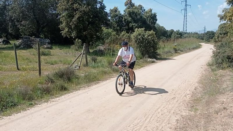 Ciudadanos y su apuesta por el fomento de la bicicleta en Ávila
