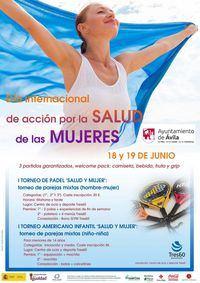 Así celebrará Ávila el Día Internacional de Acción por la Salud de las Mujeres