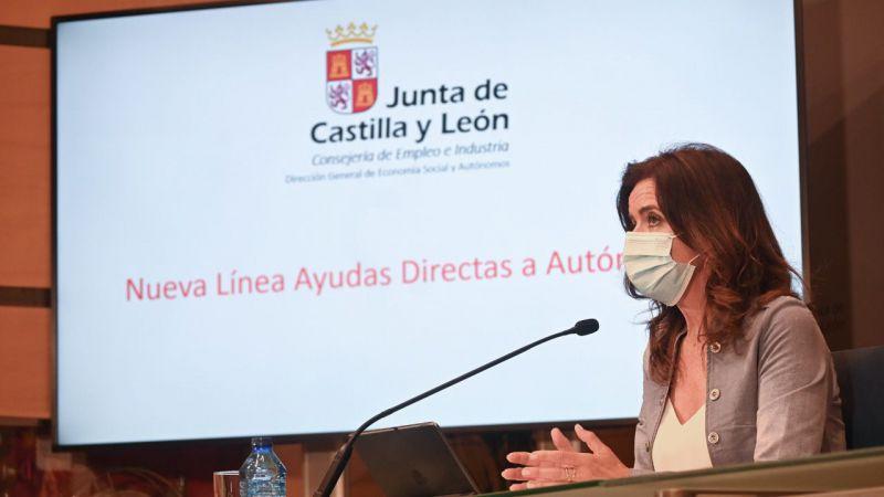 La Junta convoca nuevas ayudas para autónomos de Castilla y León con cuantías de 3.000 y 8.000 euros por beneficiario