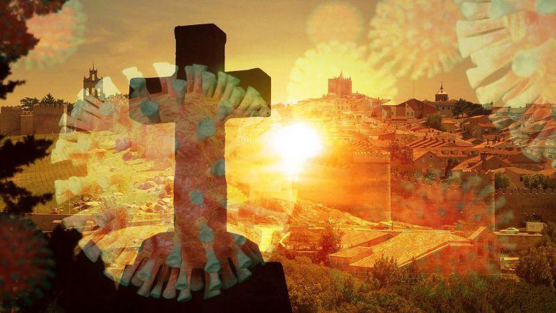 2020, el año con mayor mortalidad en Ávila desde que existen datos