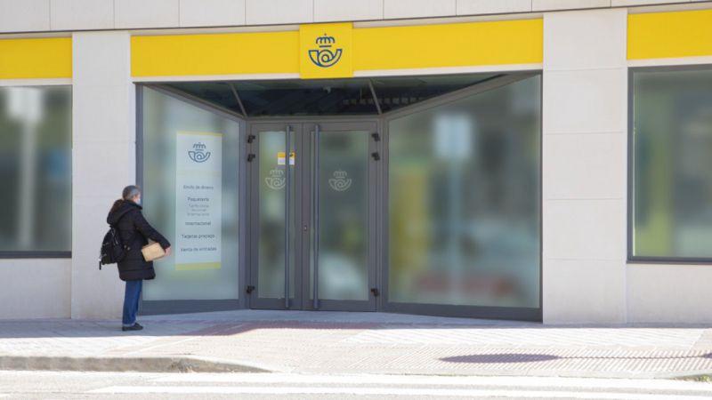 Correos establece 31 localidades de examen para 3.381 plazas de personal laboral indefinido