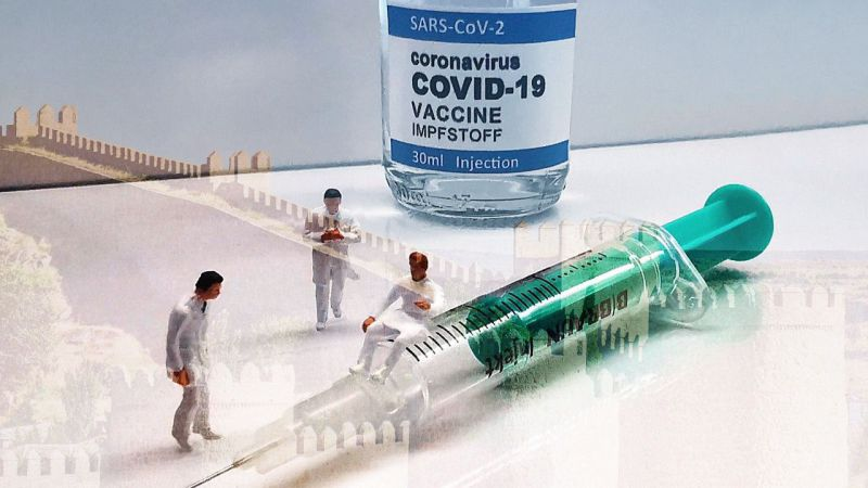 Ávila recibe esta semana 7.250 dosis de vacunas frente a la Covid-19
