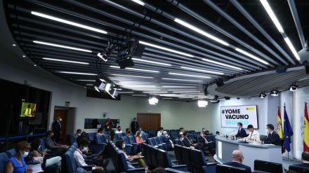 El Gobierno aprueba enviar a las Cortes la Ley de Memoria Democrática