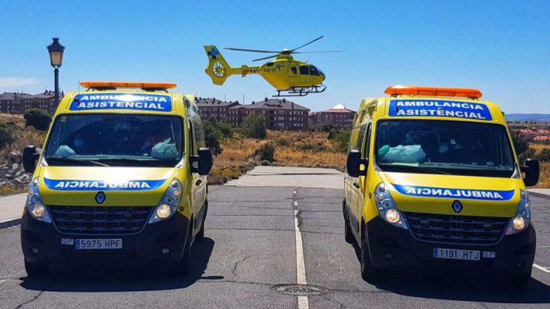 Apremian a la Junta para que ponga en marcha el helipuerto del Hospital Nuestra Señora de Sonsoles