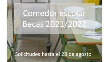 Convocatoria de subvenciones para ayudas de comedor escolar en Ávila