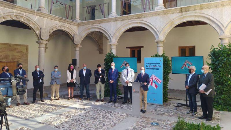 La IX edición de Cir&Co se celebrará en Ávila del 24 al 29 de agosto con 27 compañías y 84 actuaciones
