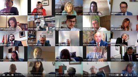 Acuerdos alcanzados en el Pleno Ordinario del Ayuntamiento de Ávila