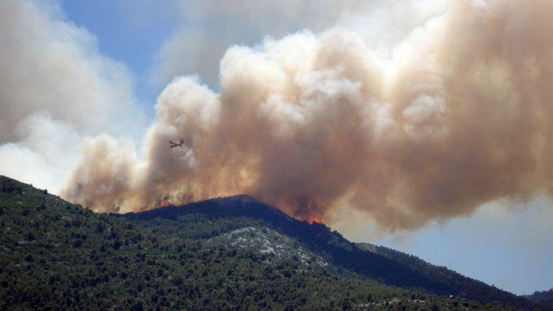 La Junta declara alarma de riesgo de incendios forestales por causas meteorológicas en toda la Comunidad