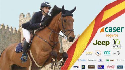 Ávila recupera el Concurso de Saltos Nacional
